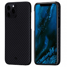 Чехол Pitaka MagCase (арамид) для iPhone 12 Pro Max (Black/Grey Twill)