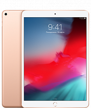 Планшет Apple iPad Air (2019) 256GB Wi-Fi + Cellular Золотой (Gold)