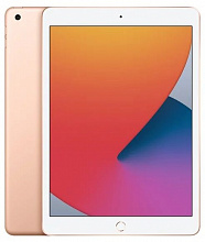 Планшет Apple iPad (2020) 128Gb Wi-Fi + Cellular (Gold)
