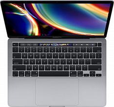 "Ноутбук Apple MacBook Pro 13 дисплей Retina с технологией True Tone Mid 2020 MWP52 (Intel Core i5 2000MHz/13.3""/2560x1600/16GB/1024GB SSD/DVD нет/Intel Iris Plus Graphics/Wi-Fi/Bluetooth/macOS) (Серый космос)"