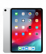 Apple iPad Pro 11 (2018) Wi-Fi + Cellular 256GB (Серебристый)