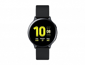 Часы Samsung Galaxy Watch Active2 алюминий 44мм (Лакрица)