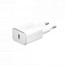 Deppa СЗУ USB Type-C, Power Delivery, 18 Вт