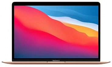 "Ноутбук Apple MacBook Air 13 Late 2020 MGNE3 (Apple M1/13.3""/2560x1600/8GB/512GB SSD/DVD нет/Apple graphics 8-core/Wi-Fi/Bluetooth/macOS) (Золотой)"