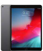 Планшет Apple iPad Air (2019) 64GB Wi-Fi + Cellular Серый космос (Space Gray)