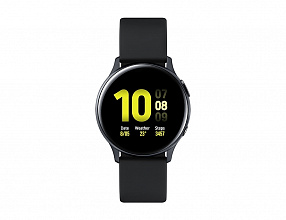 Часы Samsung Galaxy Watch Active2 алюминий 40мм (Лакрица)