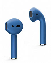 Наушники Apple Airpods 2 Color (Blue matte)