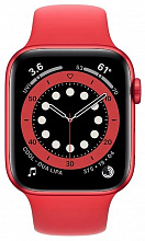 Часы Apple Watch Series 6 GPS 44mm Aluminum Case with Sport Band (PRODUCT)RED