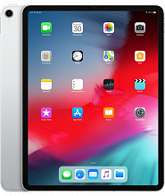 Планшет Apple iPad Pro 12.9 (2018) 256Gb Wi-Fi+Cellular (Серебристый)