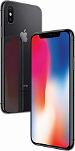 Смартфон Apple iPhone X 256GB (Серый космос) восстановленный